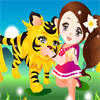 Baby Tiger Dress-Up Game Online