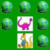 Dinosaur Memory Match Game Online
