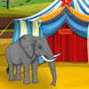 Elephant Circus Game Online