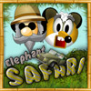 Elephant Safari Game Online