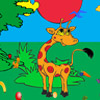 Giraffe Adventure Game Online