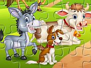 Animal Jigsaw Games at AnimalWebGames.com