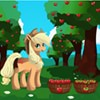 Pony's Apple Game Online