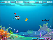 Sea Cleaner Game Online