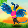 The Blue Parrot Game Online
